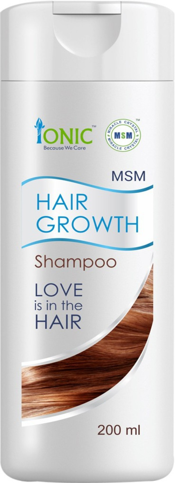 Ionic MSM Hair Growth Shampoo - Price in India, Buy Ionic MSM Hair