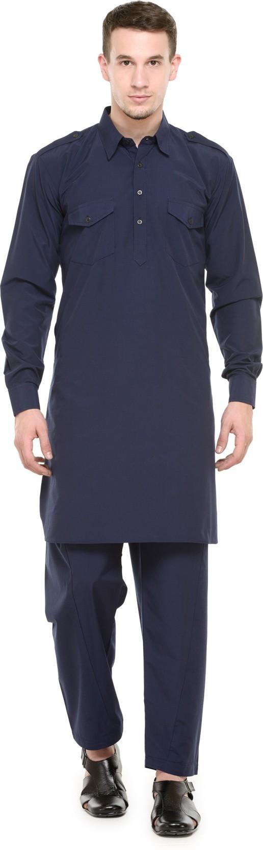 11c3357608 RG Designers Men Pathani Suit Set - Buy RG Designers Men Pathani ...