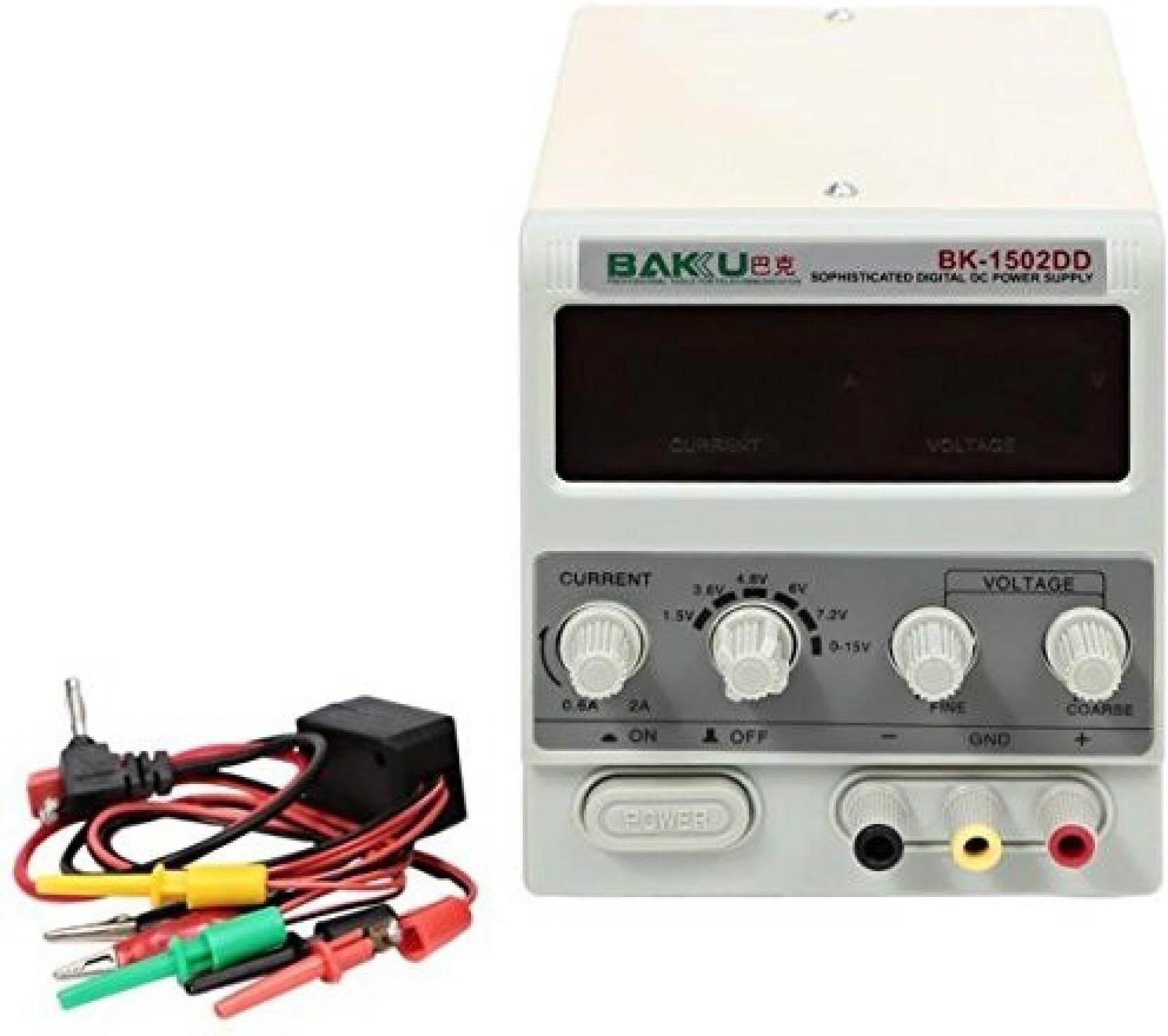 Bakku Bk 1502dd Sophisticated Regulated Dc Power Supply Add To Cart