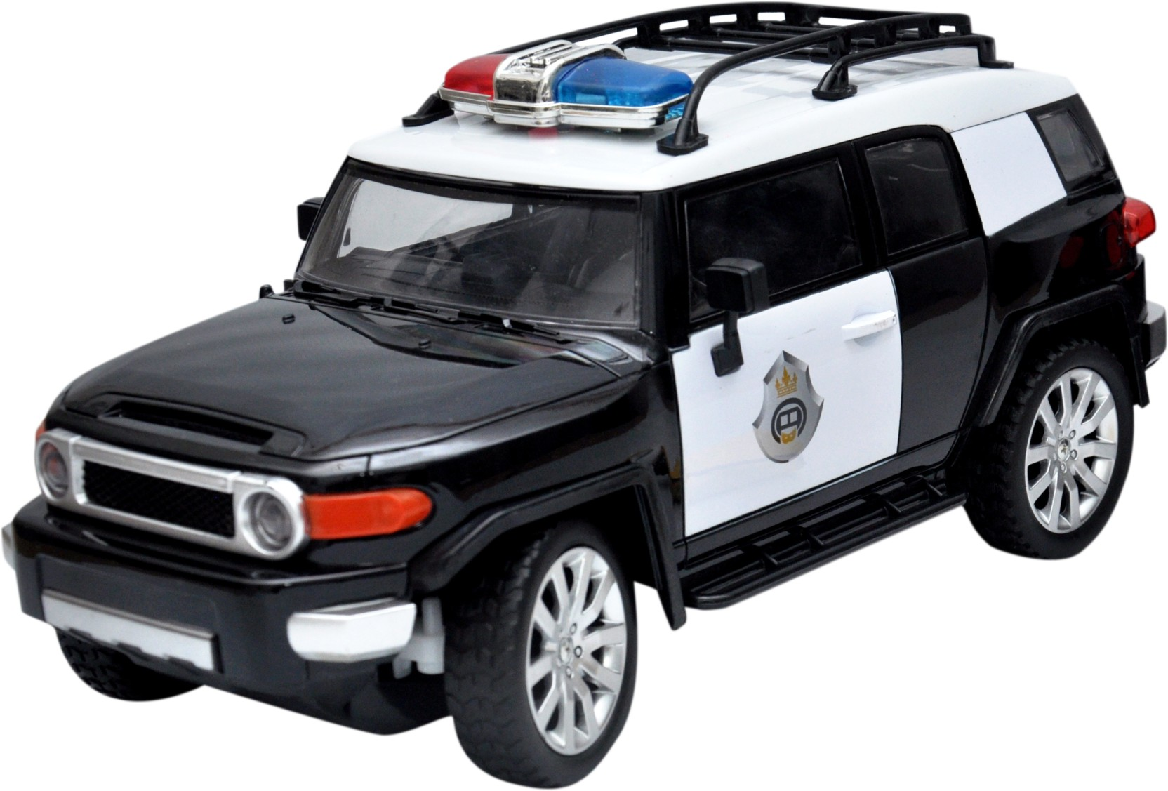 Toyshine Police Car Remote Control Toy On Offer