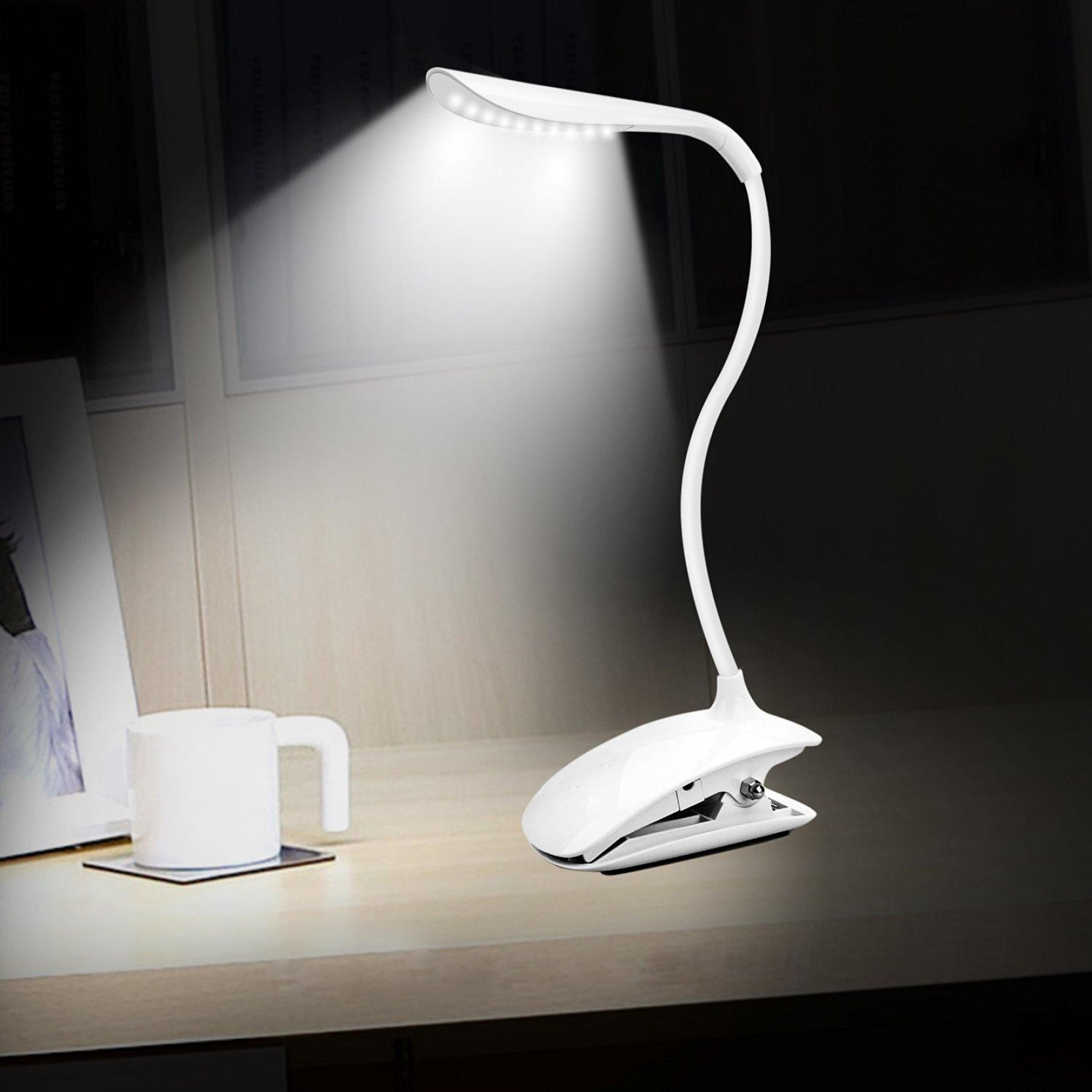 Bonzeal led clip table lamp price in india buy bonzeal for Table lamp flipkart