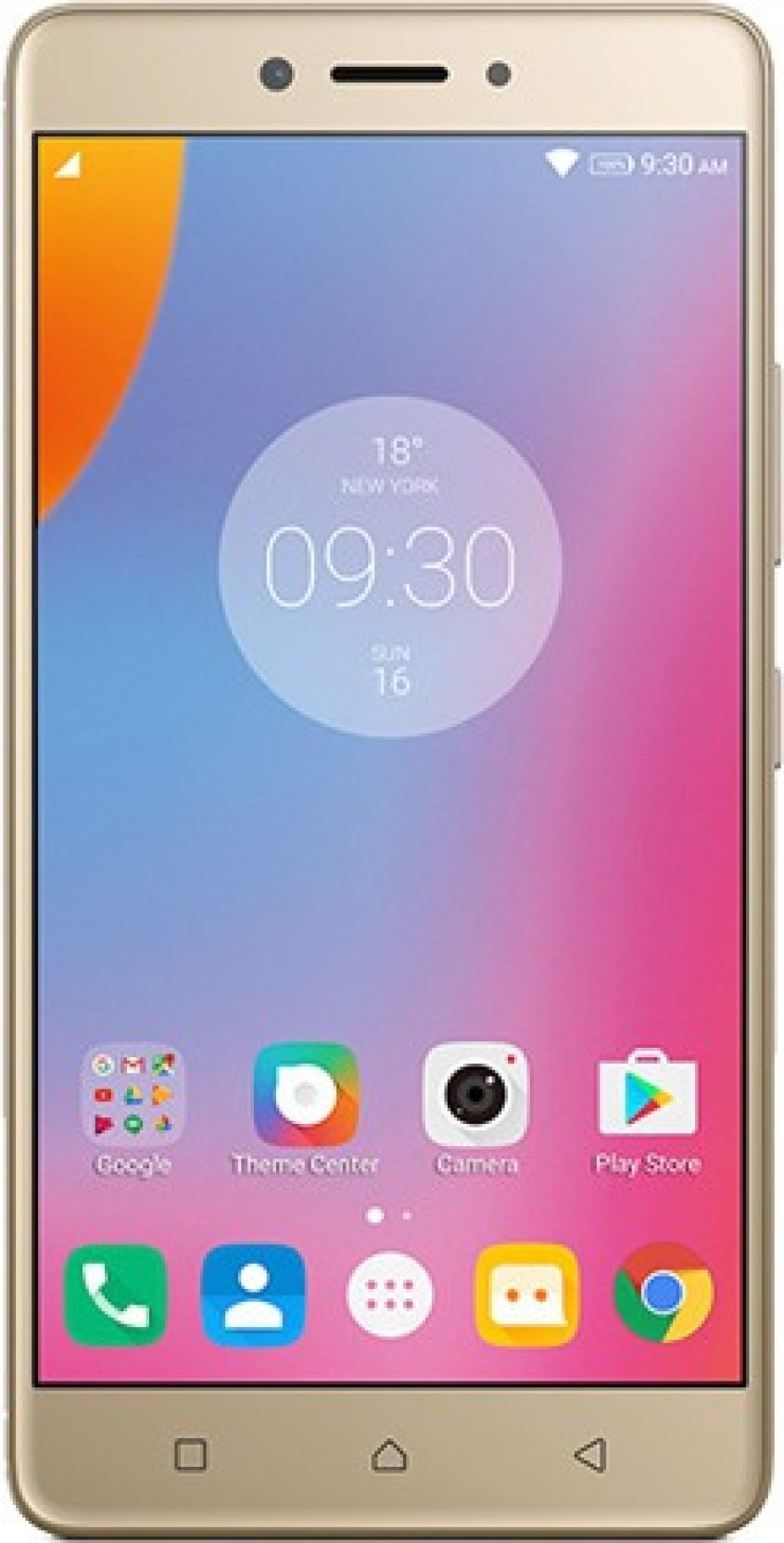 Lenovo K6 Note Gold 32 Gb Online At Best Price Only On S860 Dual Sim Card Add To Cart