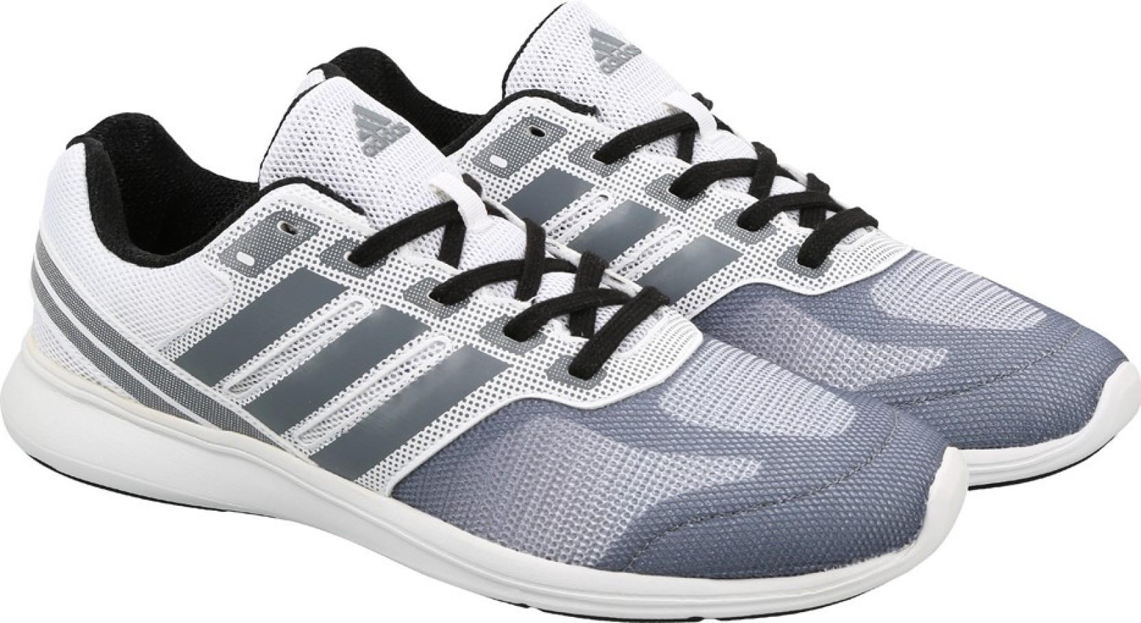 Adidas White Shoes India