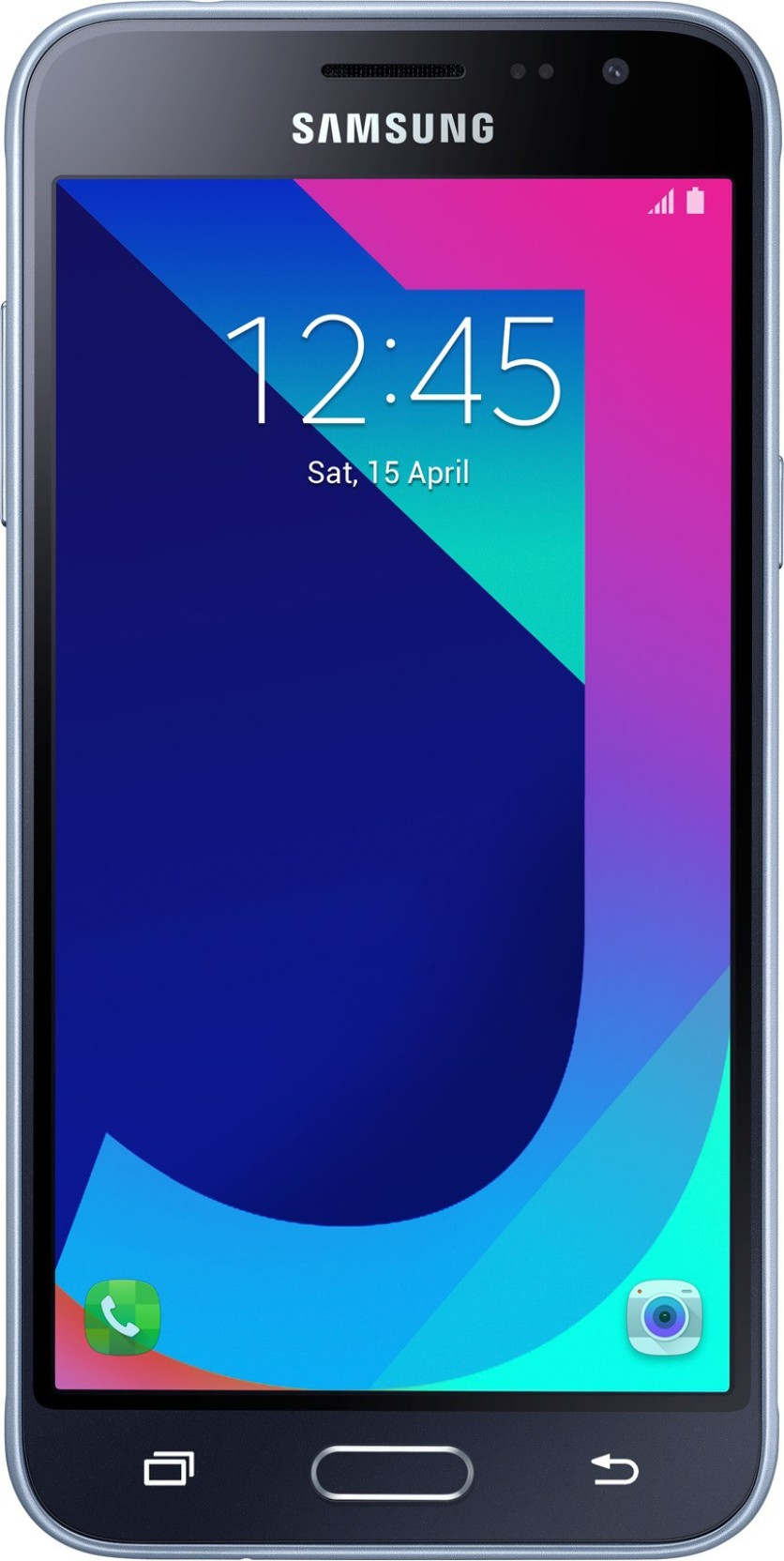 Samsung Galaxy J3 Pro Black 16 Gb Online At Best Price Only On Tempered Glass Full Color Cover Offer