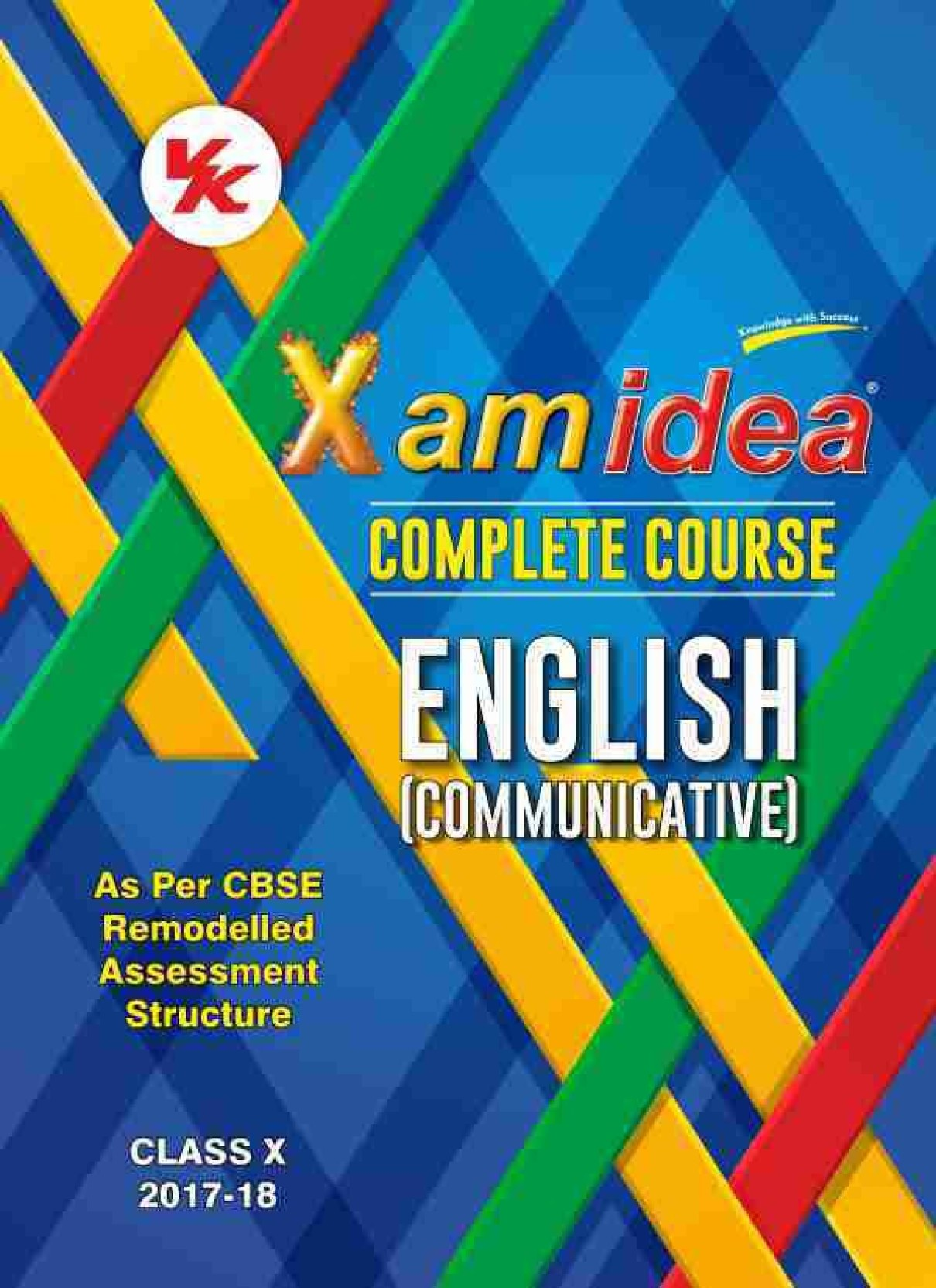 Xam idea Complete Course English (Communicative) Class 10. ADD TO CART