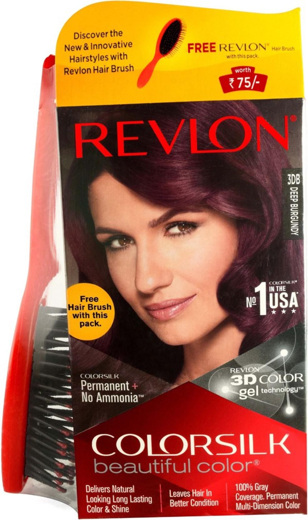 Revlon Colorsilk Hair Color Price In India Buy Revlon Colorsilk