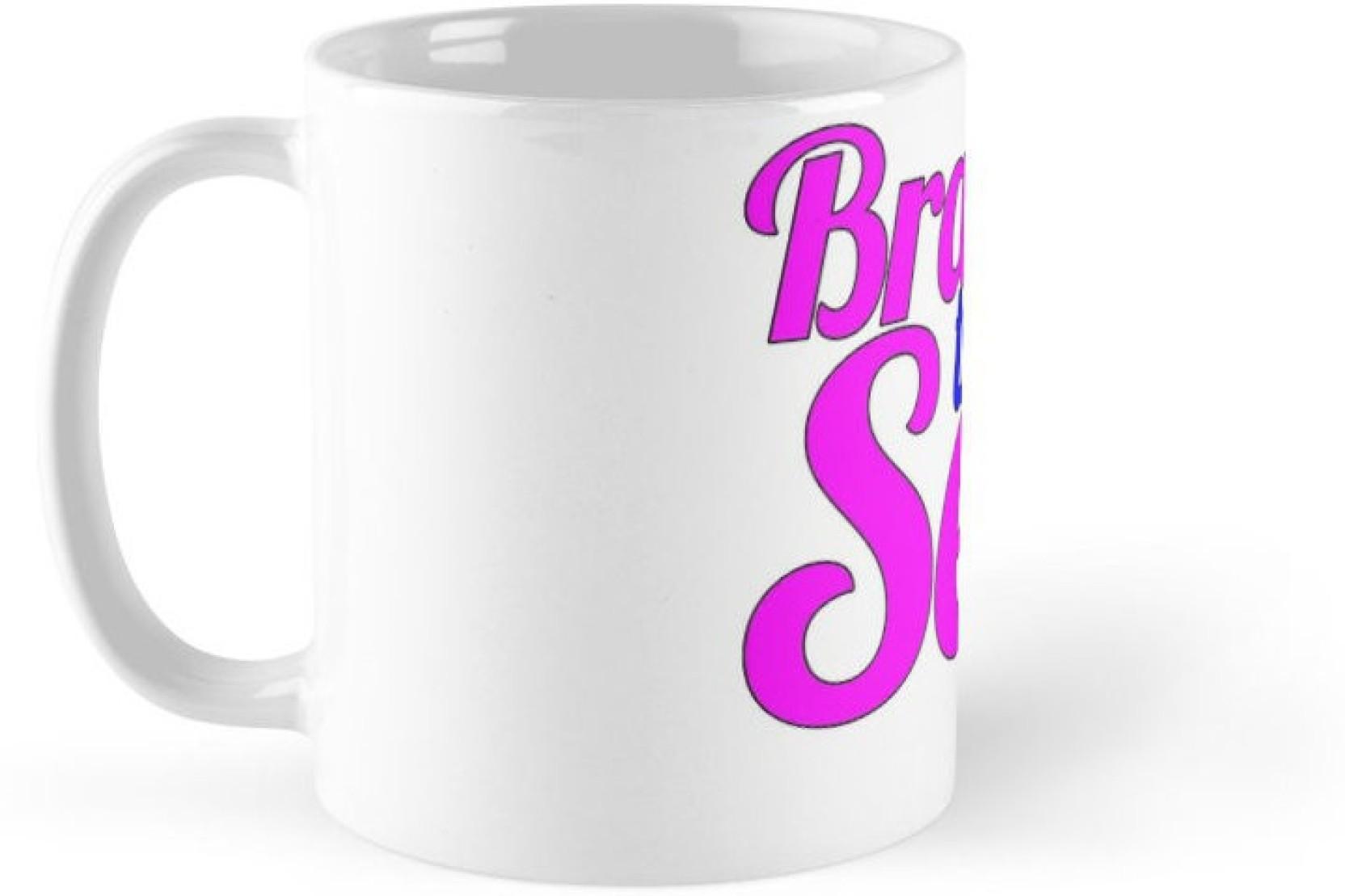 Brainy is the new sexy mug