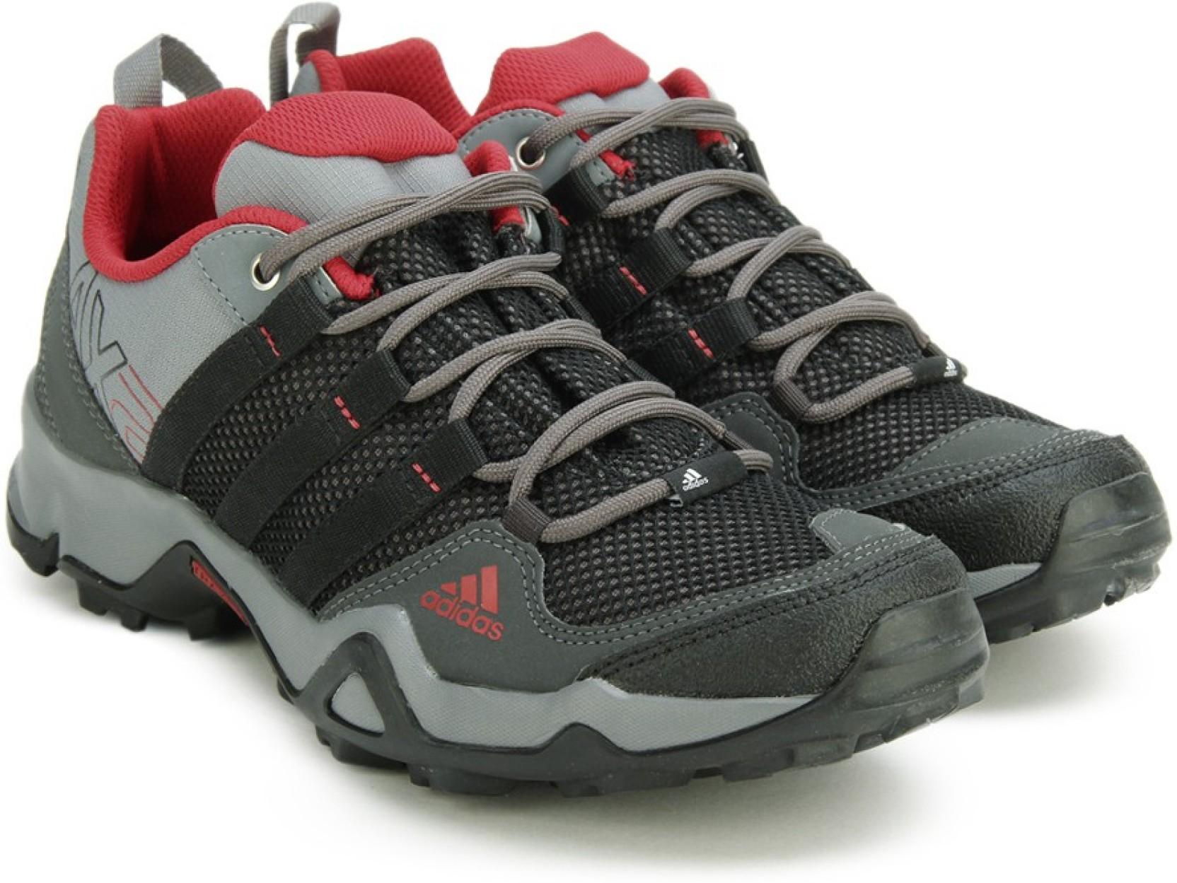 Adidas Ax2 Outdoor Shoes Buy Dgsogr Visgre Black Color