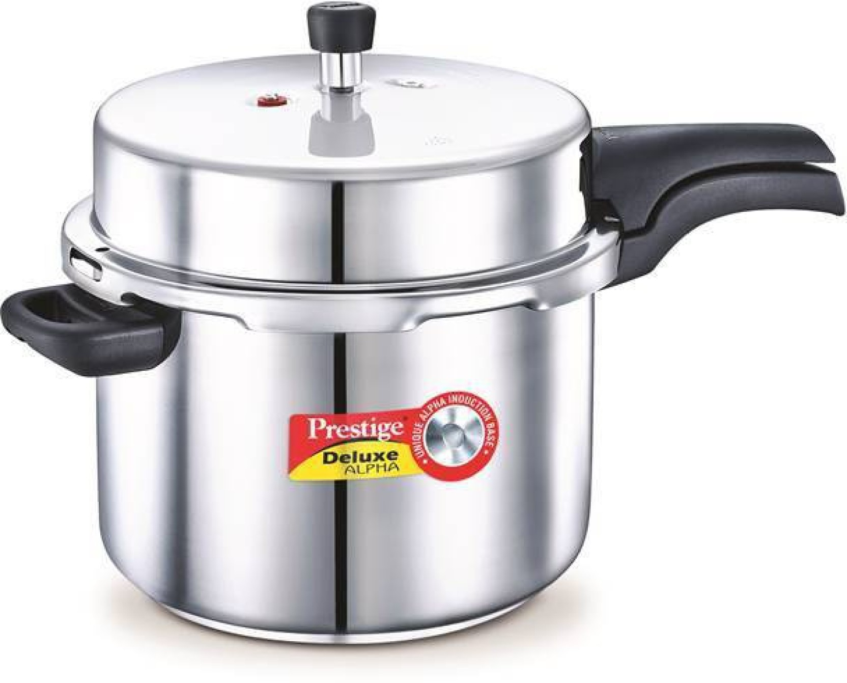 Prestige Deluxe Alpha 8 L Pressure Cooker With Induction Bottom Buy Circuit Boardelectric Cookerinduction Add To Cart Now