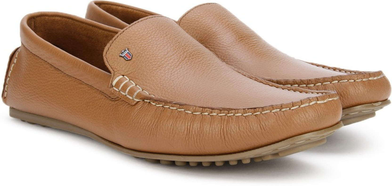 ee882c906a7 LP Louis Philippe Loafer For Men - Buy TAN Color LP Louis Philippe ...