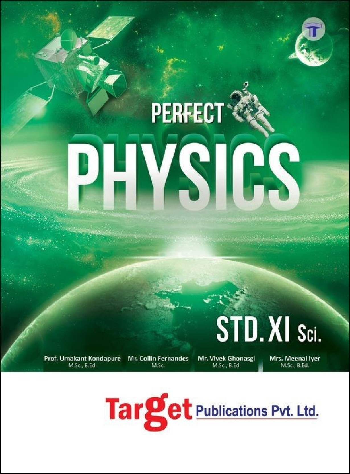 Std 11th Science Perfect Physics (Maharashtra Board): Buy