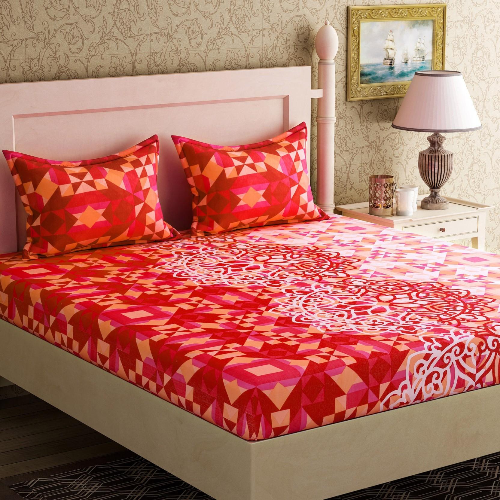 Cotton Bed Sheets Online Flipkart