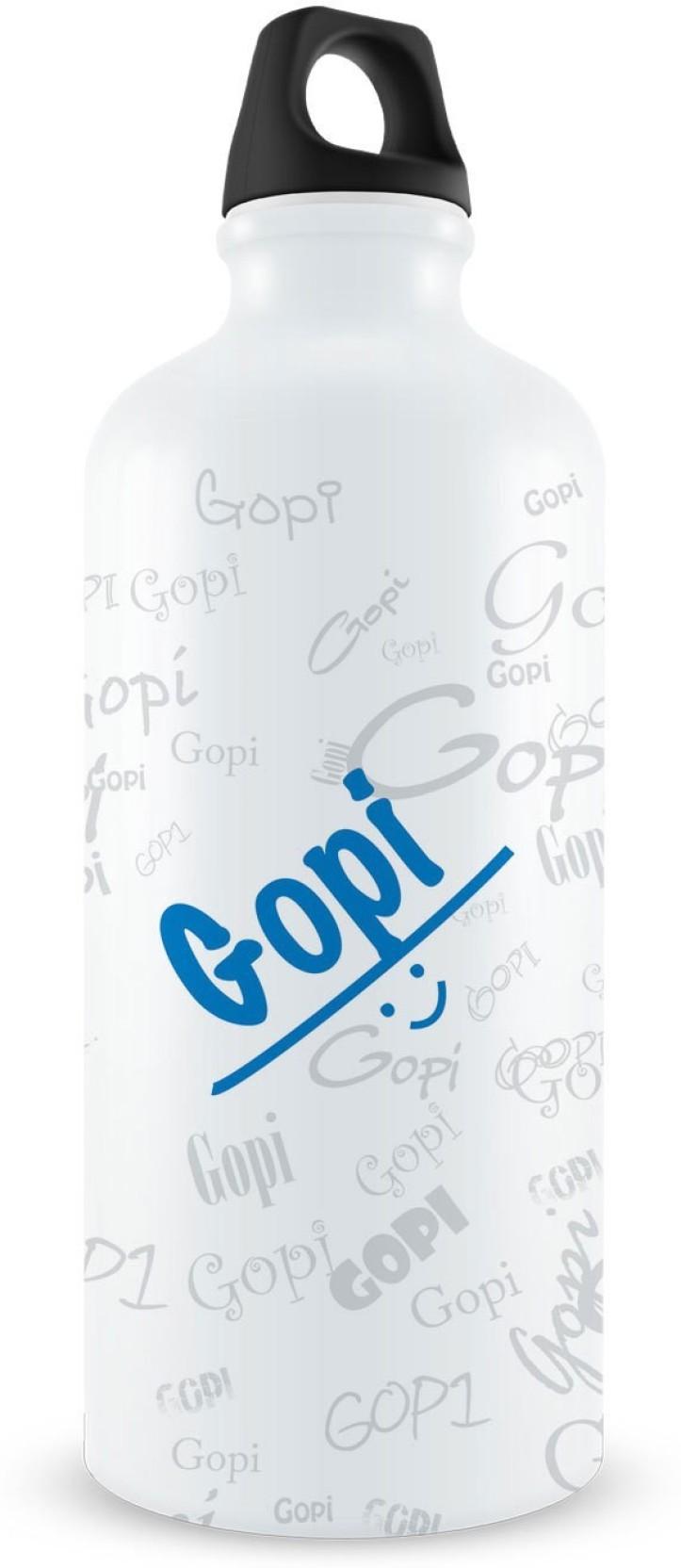 Hot Muggs Me Graffiti Bottle - Gopi 750 ml Bottle - Buy Hot