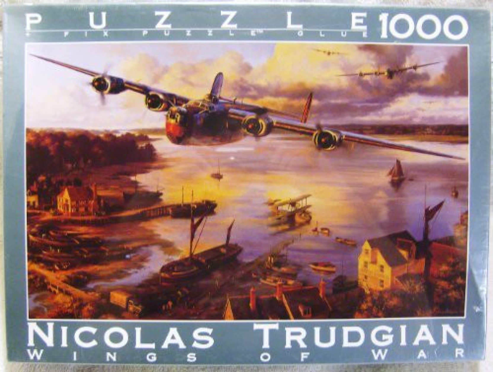 Fink & Company Wings of War Series Nicolas Trudgian Safe Haven