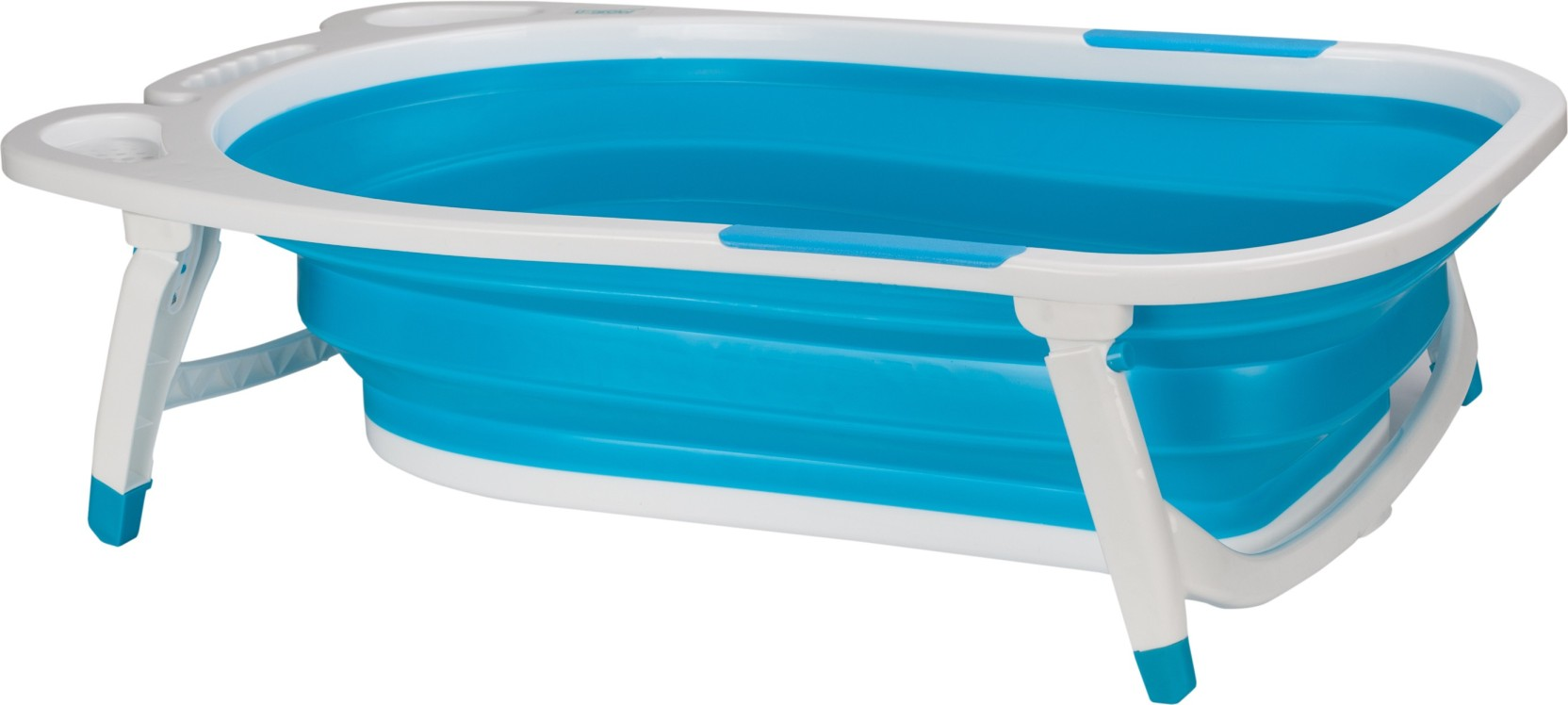 U-Grow Folding Silicone Baby Bath Tub - Blue Price in India - Buy U ...