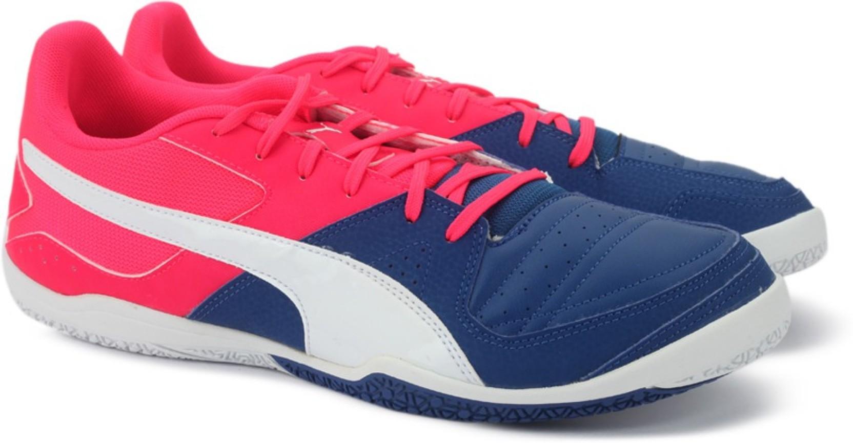 cb5a9a8544a Puma Gavetto Sala Football Shoes For Men - Buy TRUE BLUE-Puma White ...