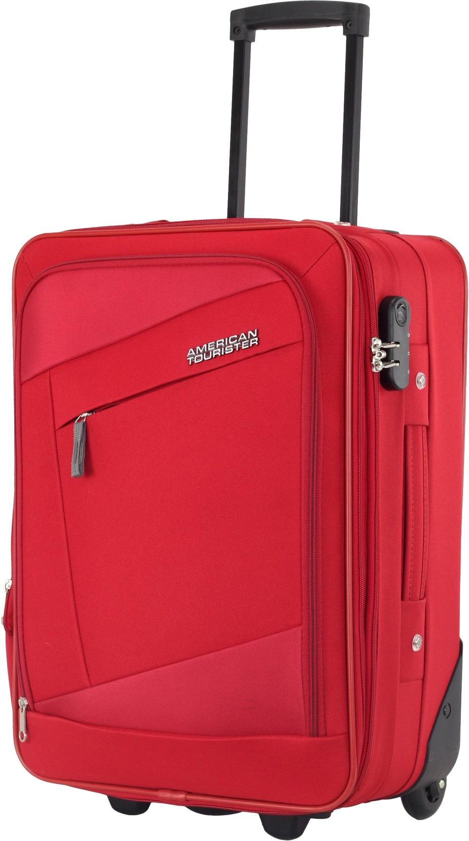 American Tourister Elegance Plus Expandable Cabin Luggage