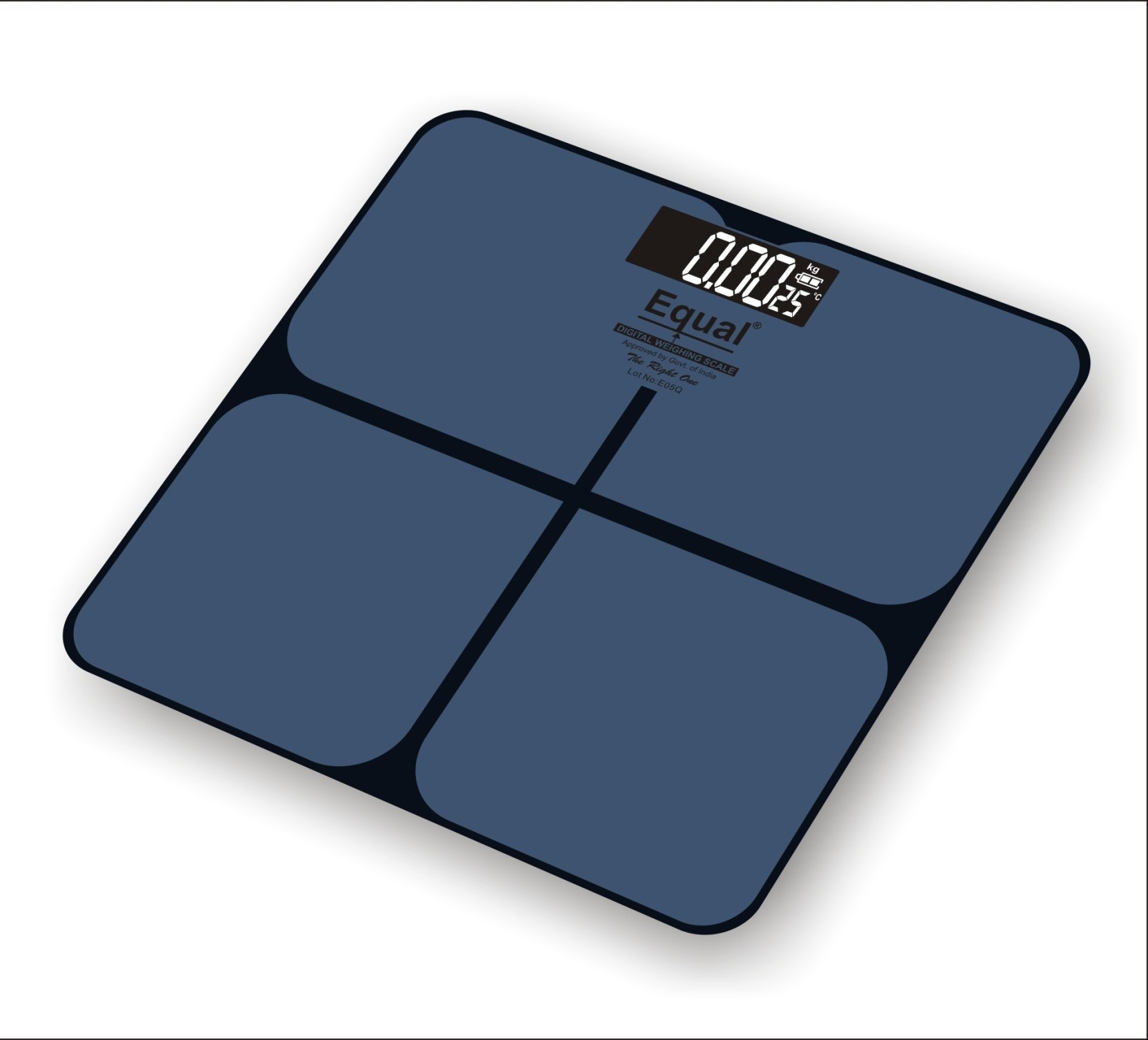 Equal rechargeable battery 180 kg Digital Weighing Scale Price in ...