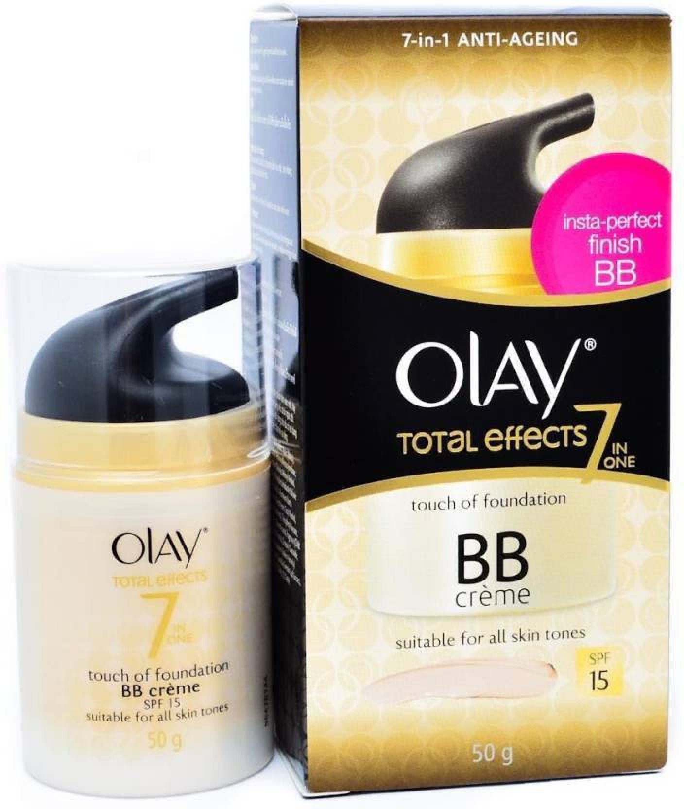 Olay Anti Ageing Cream Touch Of Foundation Price In India Buy Total Effects Day Normal Spf 15 8g Big Diwali Sale Ends In18 Hrs 29 Mins 40 Secs