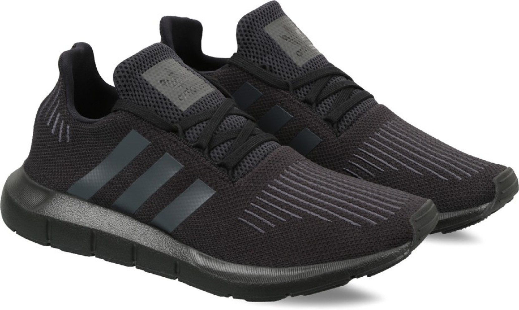 4fe37232b ADIDAS ORIGINALS SWIFT RUN Sneakers For Men - Buy CBLACK UTIBLK ...
