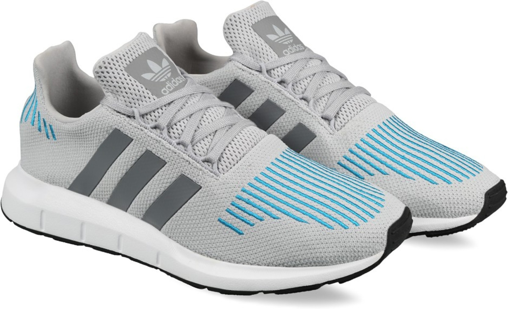 competitive price df6a3 7dea6 ADIDAS ORIGINALS SWIFT RUN Sneakers For Men (Grey)