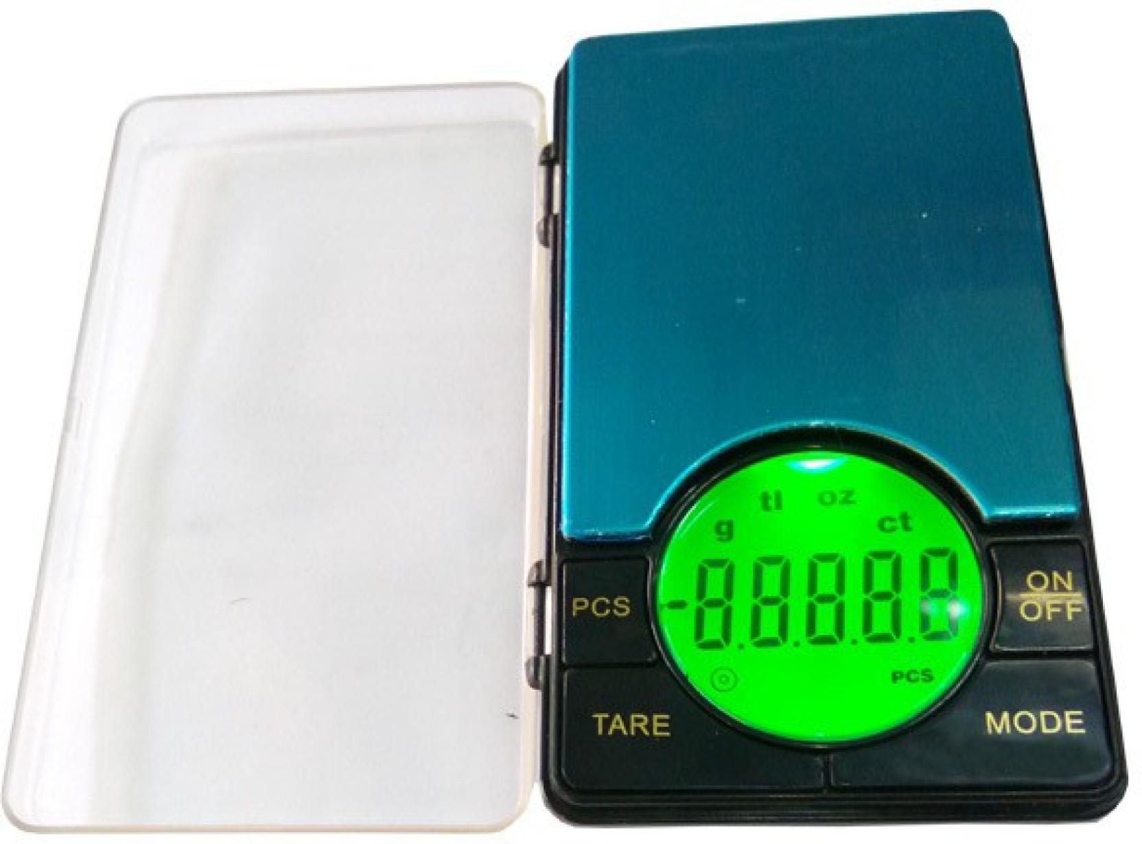 baijnath premnath Professional Pocket 300g x 10mg (0.01g) Digital ...