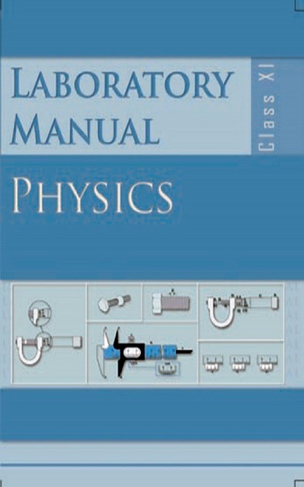 Ncert Lab Manual Physics class 11th. Home