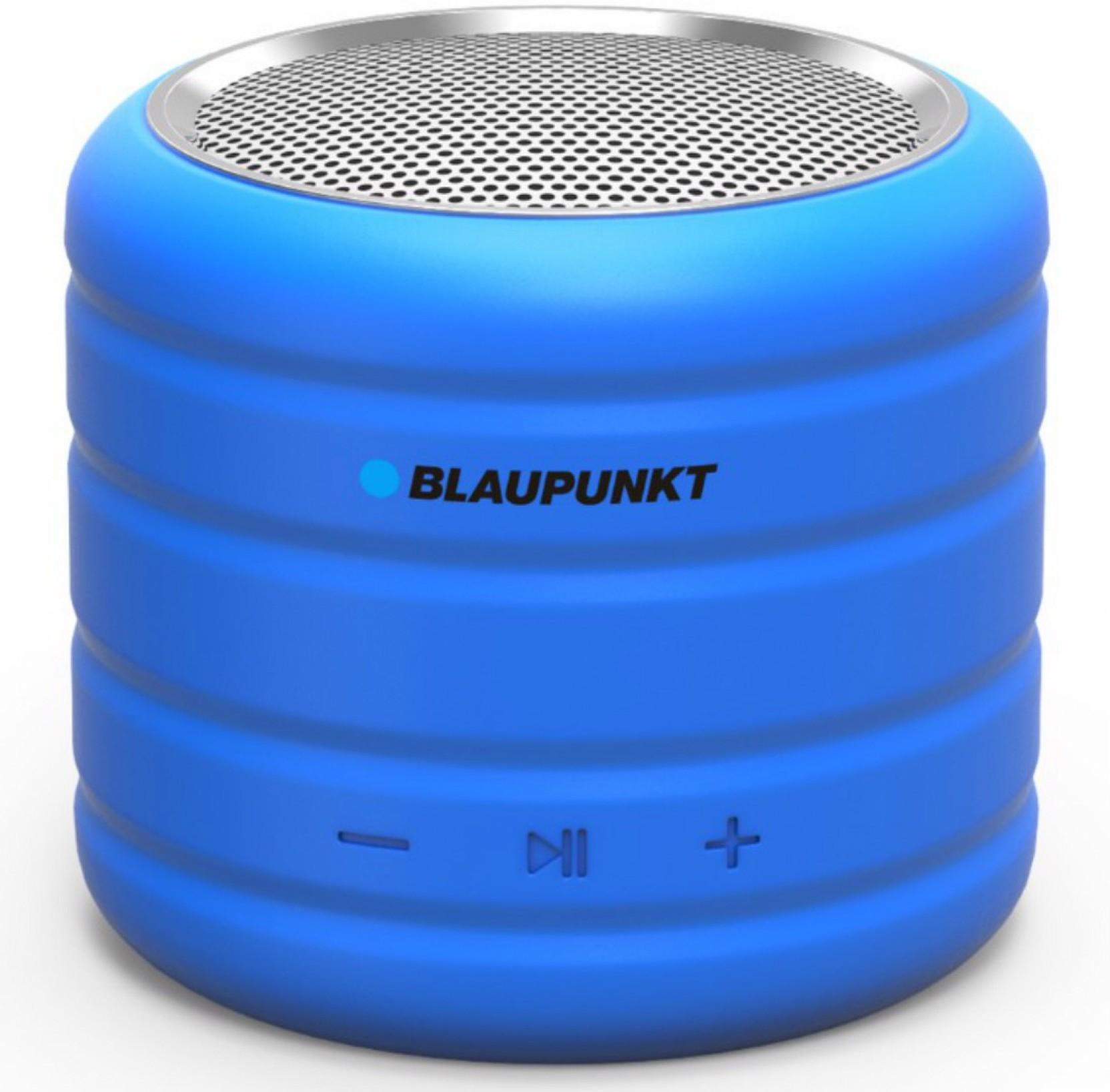 Buy Blaupunkt BT-01 BL Portable Bluetooth Mobile/Tablet Speaker Online From Flipkart.com