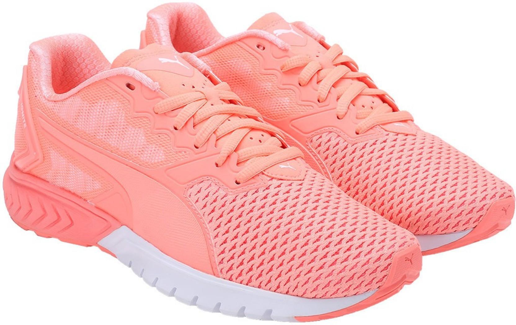 26c1625f136 Puma IGNITE Dual Mesh Wn s Running Shoes For Women - Buy Nrgy Peach ...