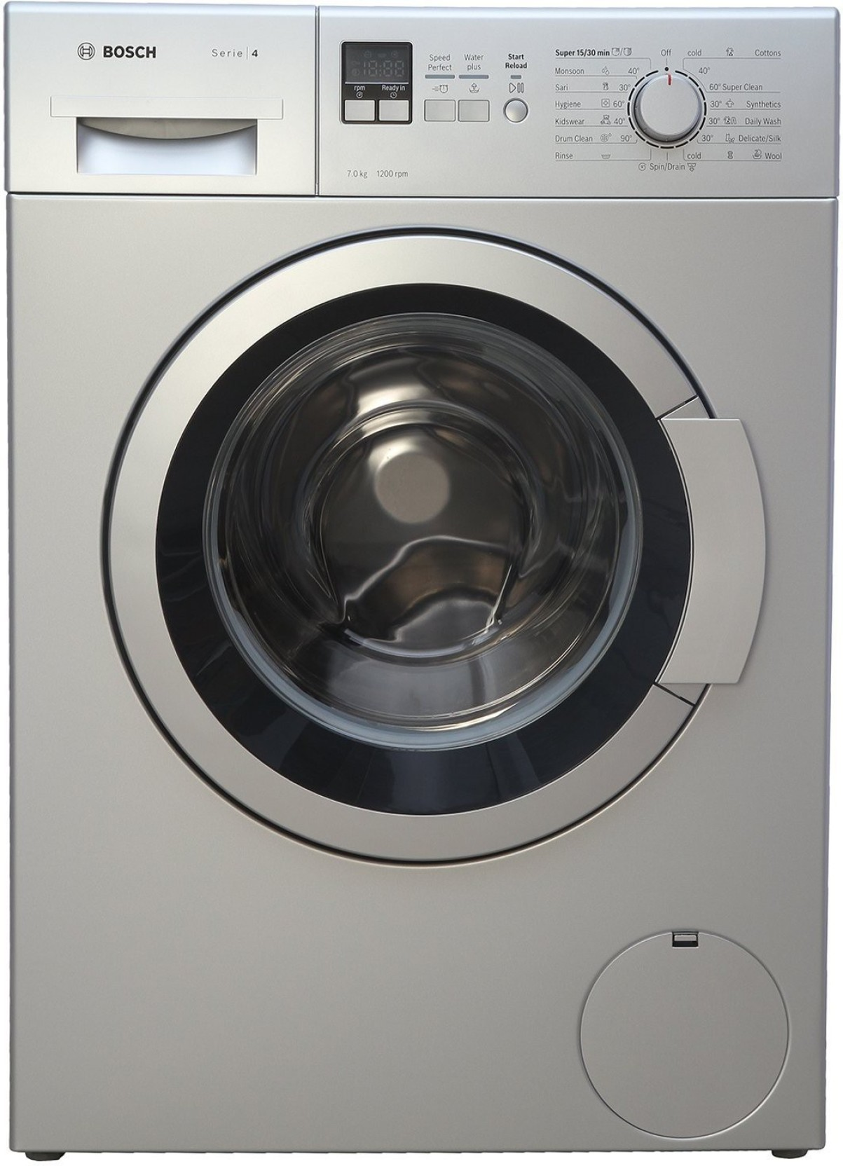 Bosch 7 kg Fully Automatic Front Load Washing Machine ...
