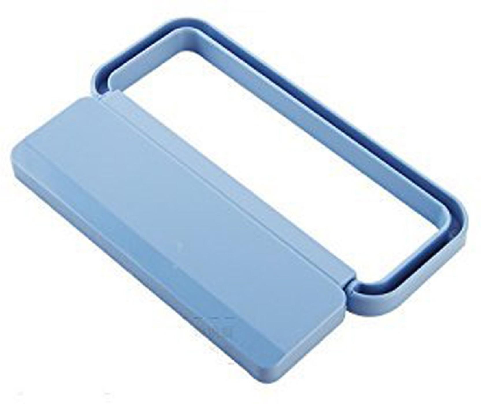 Divinext plastic towel rack cabinet Cupboard Door cloth holder ...
