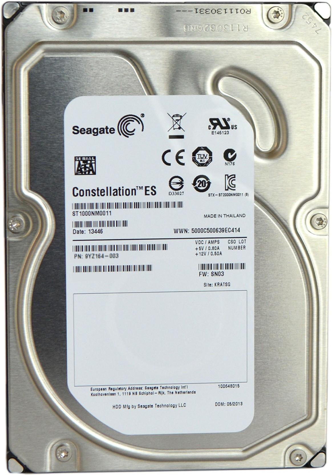 Seagate Constellation Es 1 Tb Servers Internal Hard Disk Drive Hdd Hardisk Pc 35 1tb 1000gb St1000nm001 Share