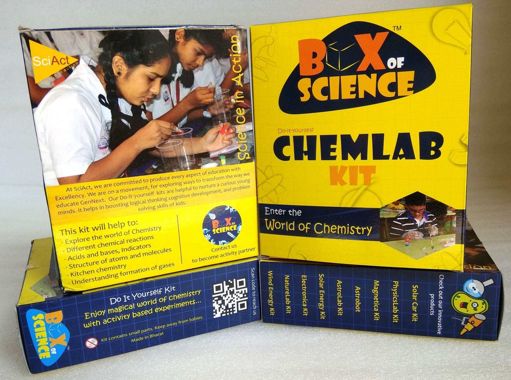 Box of science chemistry lab kit price in india buy box of science add to cart solutioingenieria Gallery