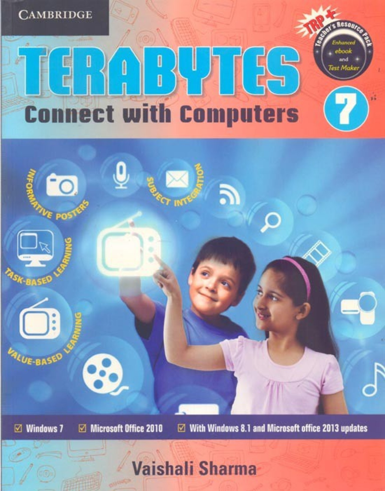 Terabytes Connect with Computers Class 7. ADD TO CART
