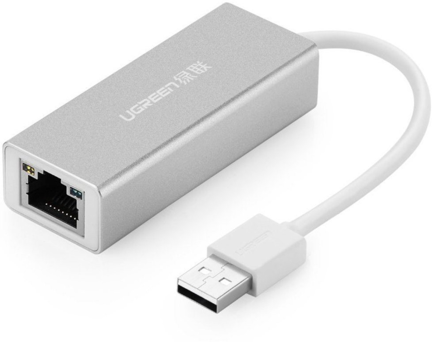 Ugreen Ethernet Adapter Usb 20 To 10 100 Network Rj45 Lan Wired Home