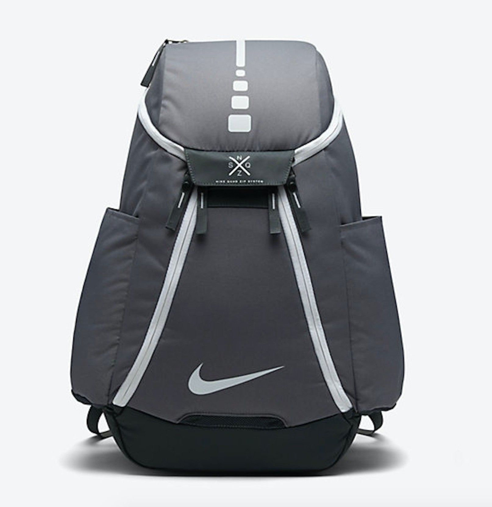 2be42891f74e Nike Hoops Elite Max Air 2.0 37 L Backpack Grey - Price in India ...
