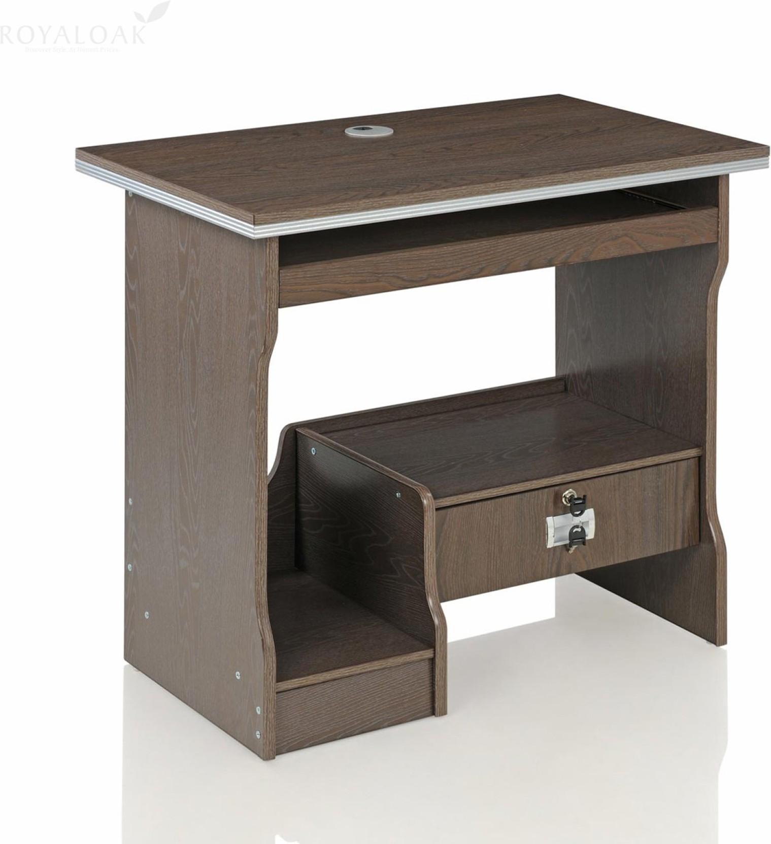 RoyalOak Acacia Engineered Wood Computer Desk. ON OFFER