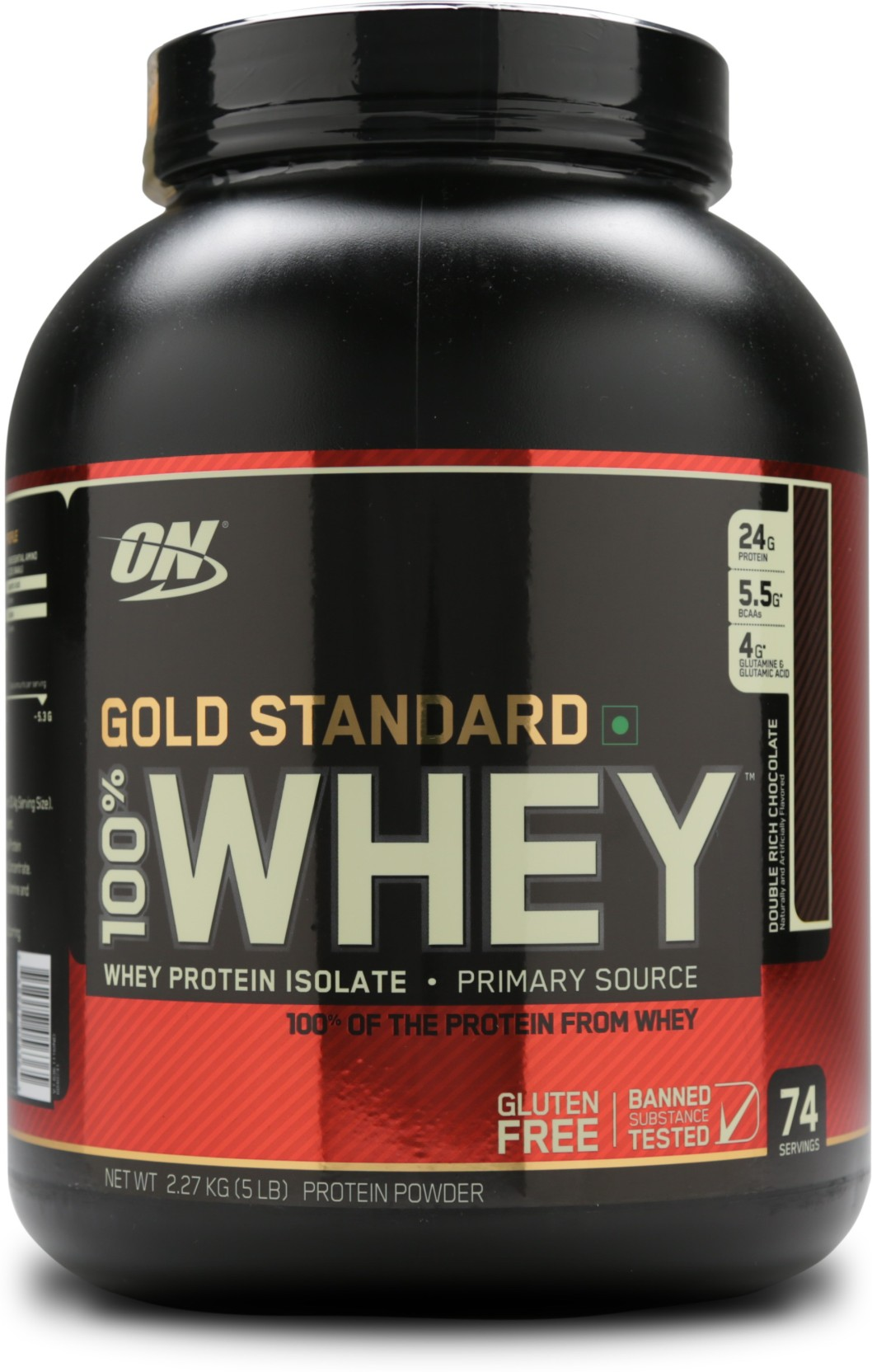Optimum gold standard 100 whey protein