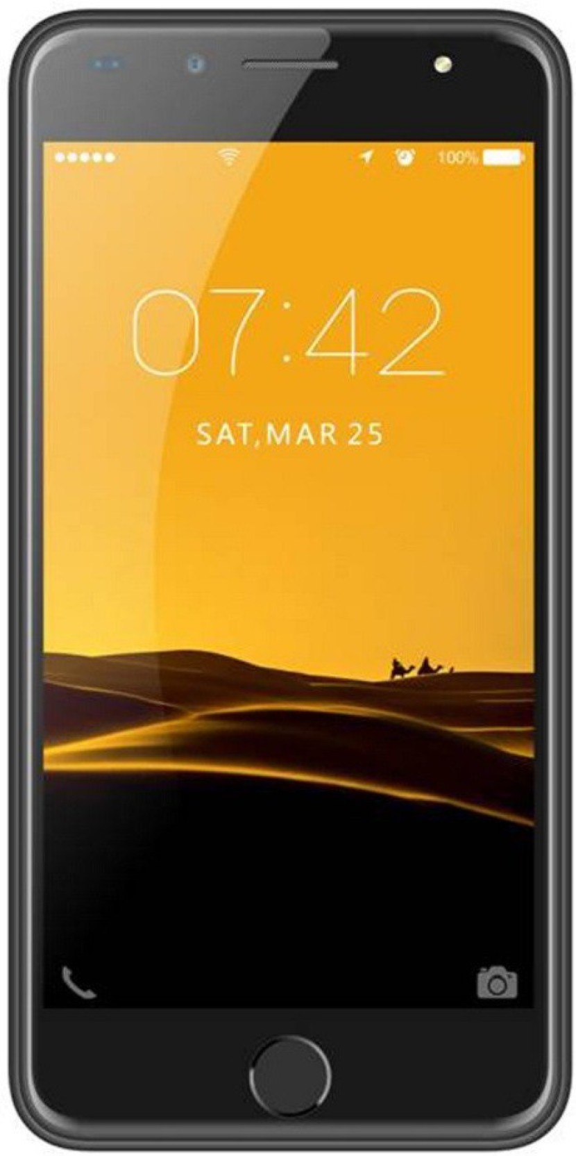 I Kall K30 1 8gb 4g Volte Smart Phone Black 8 Gb Online At Best Redmi 2 Ram Home