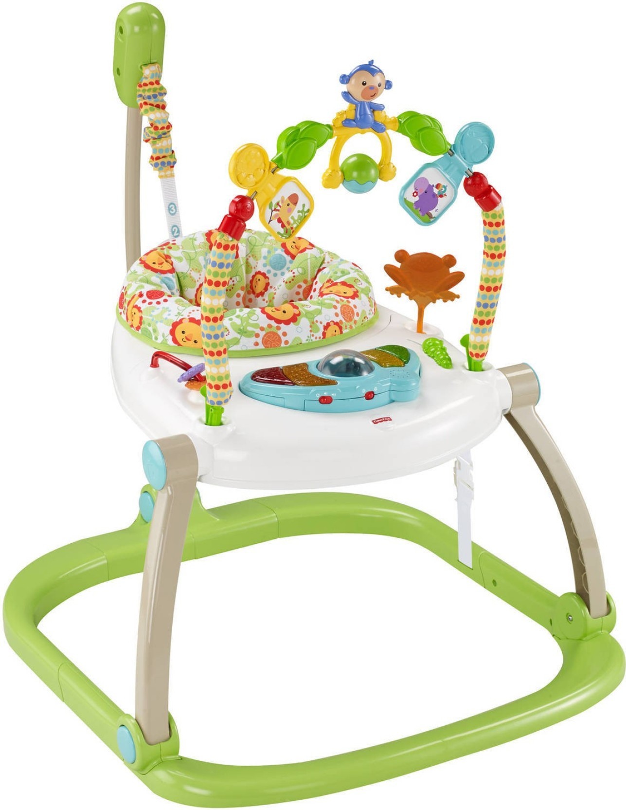 43f2170a3 Fisher-Price Rainforest Friends Spacesaver Jumperoo CHN44 Price in ...