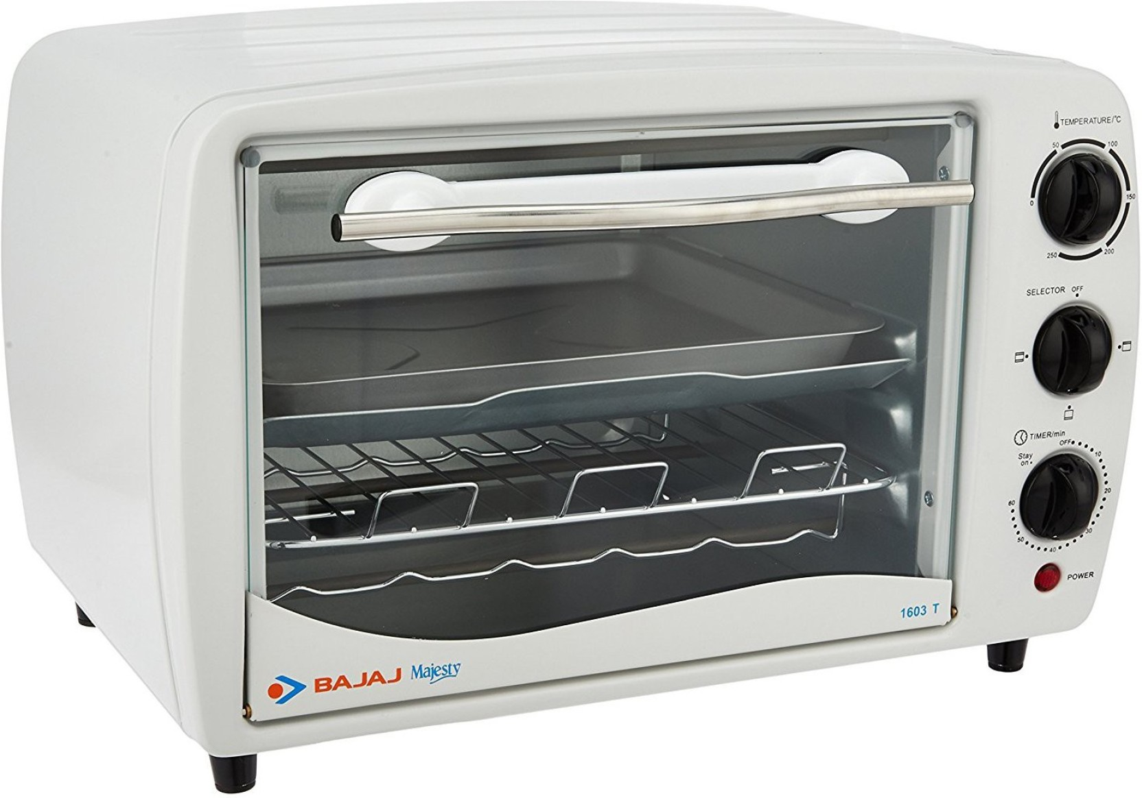 Bajaj 16 Litre Majesty 1603t Oven Toaster Grill Otg Price In India Fossil Es4047 Es 4047 Original Add To Cart