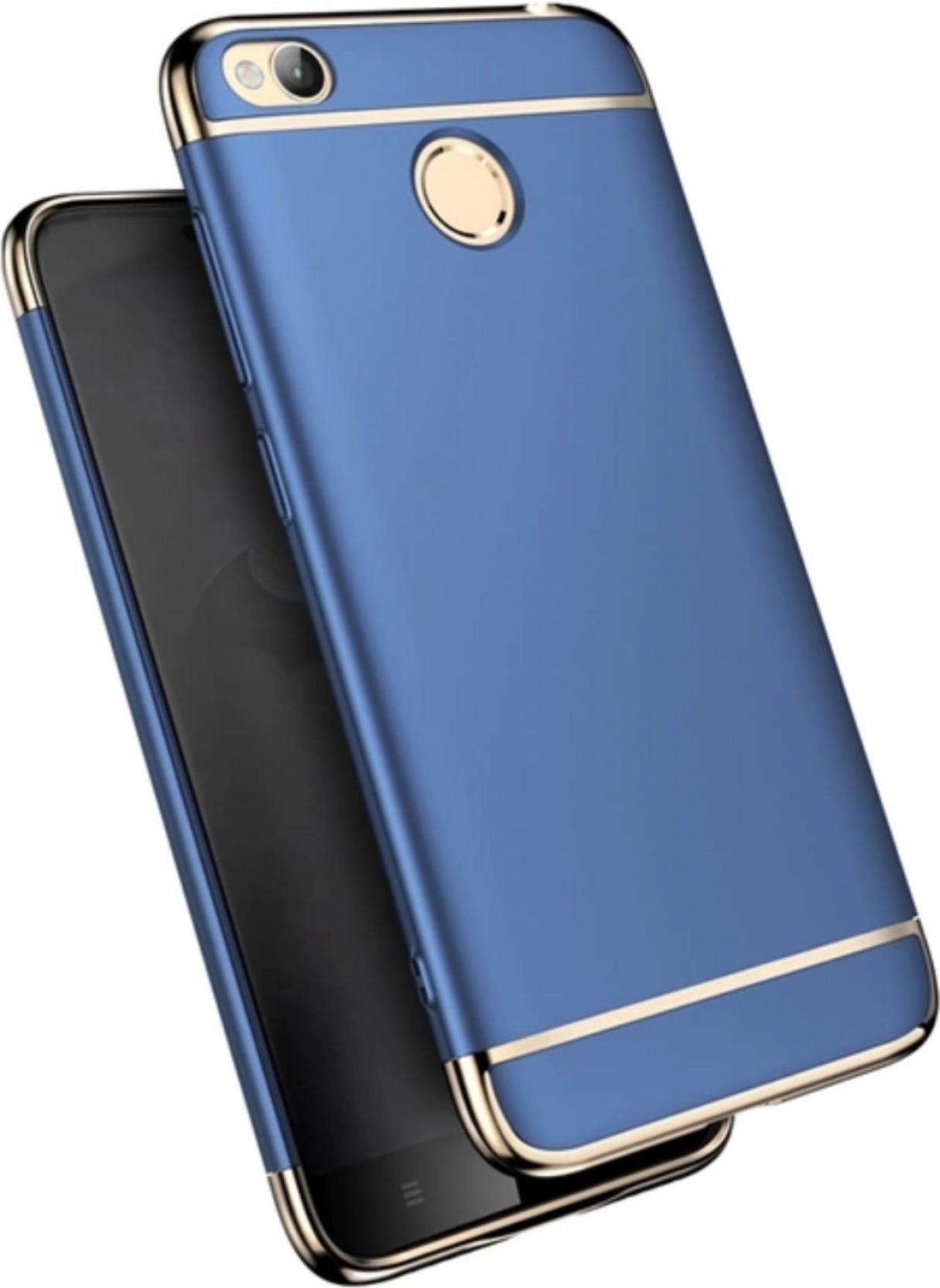 Ipaky Back Cover For Mi Redmi 4 Case Xiaomi Max Gold On Offer