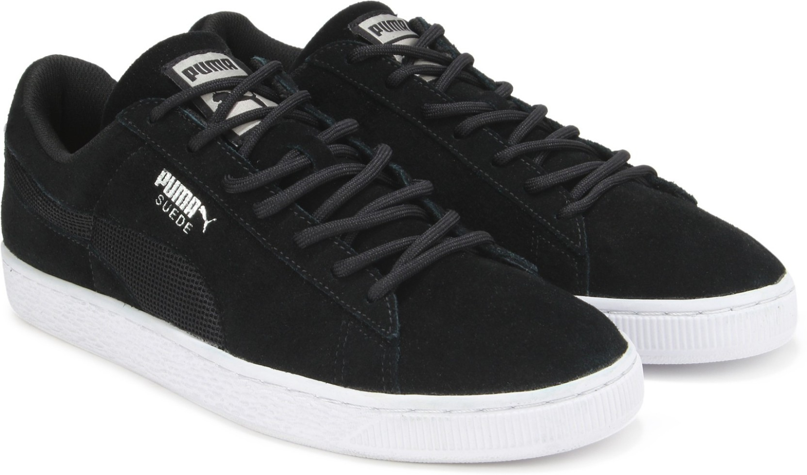 new product 17318 3003e Puma SUEDE CLASSIC MESH FS IDP Sneakers For Men