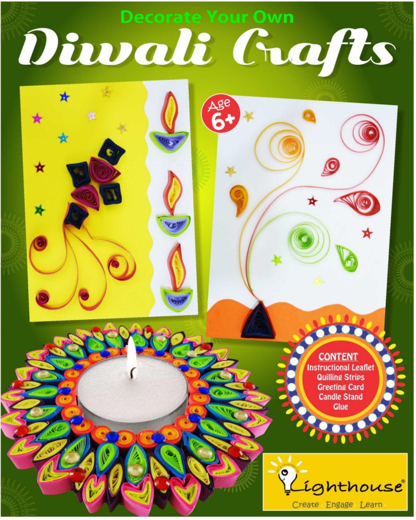 Lighthouse Diy Diwali Crafts Diy Diwali Crafts Shop For