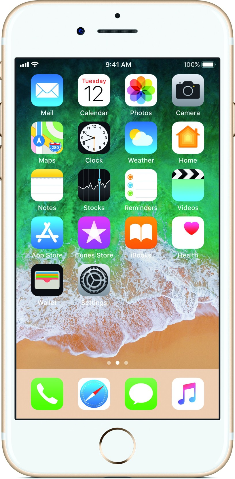 iphone 7 buy apple iphone 7 gold 32 gb online at best