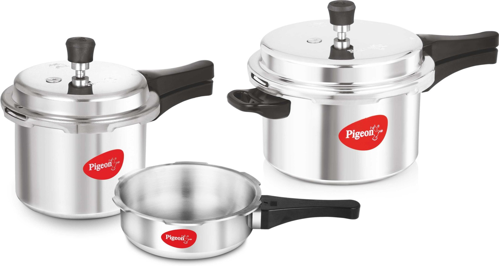 Pigeon Special Combo Pack 2 L 3 5 Pressure Cooker With Buy Induction Circuit Boardelectric Cookerinduction Add To Cart Now