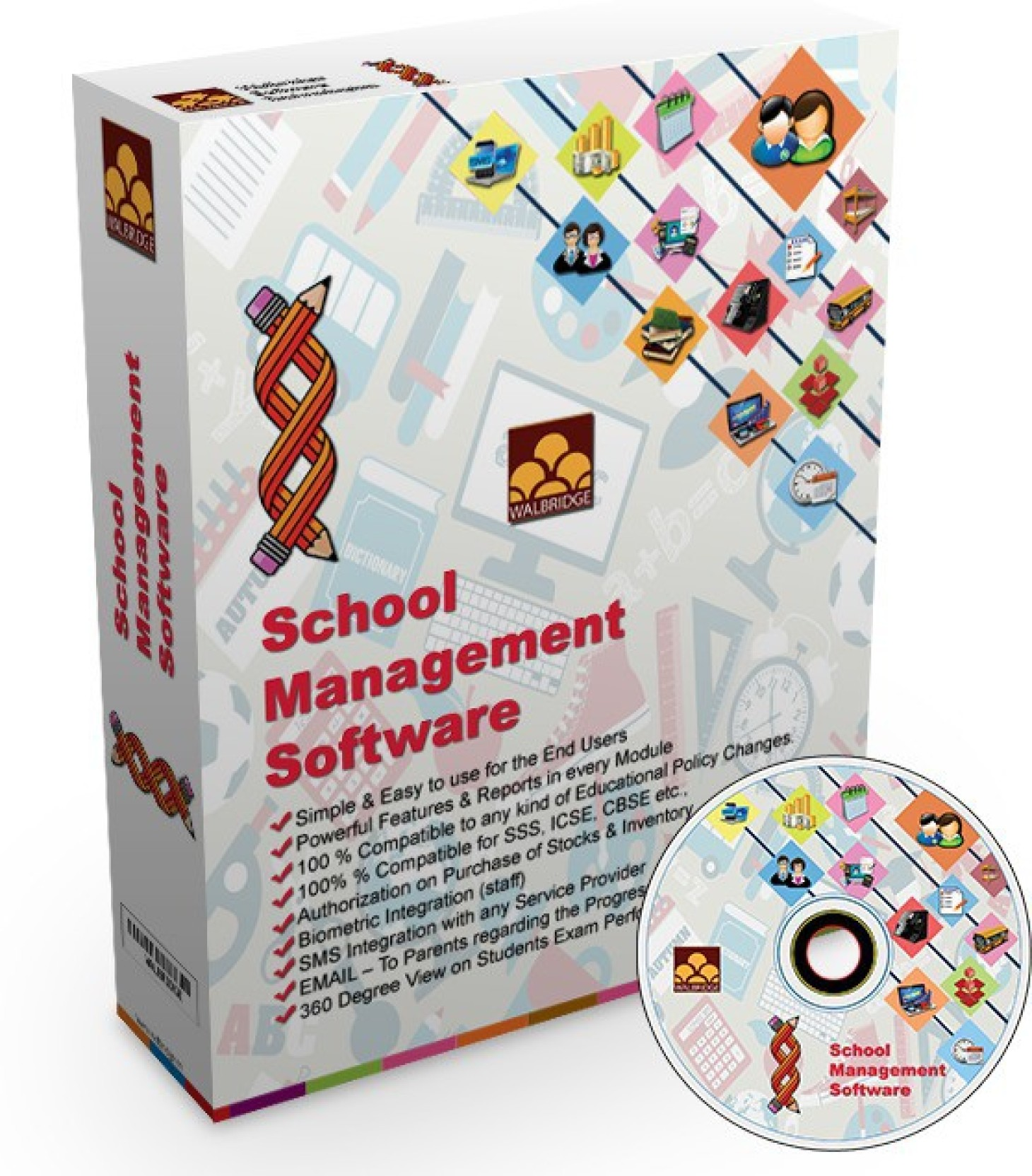 walbridge softwares Walbridge School Management Software