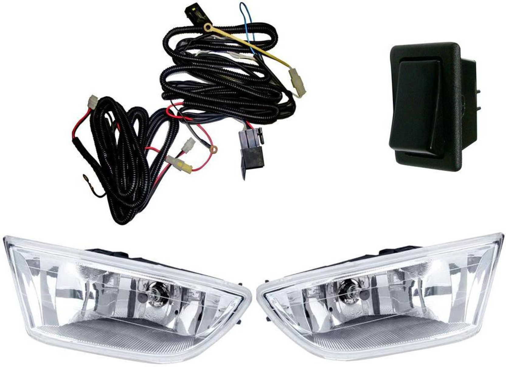 R Universal Fog Light Wiring Kit And Switch Universal Need Light