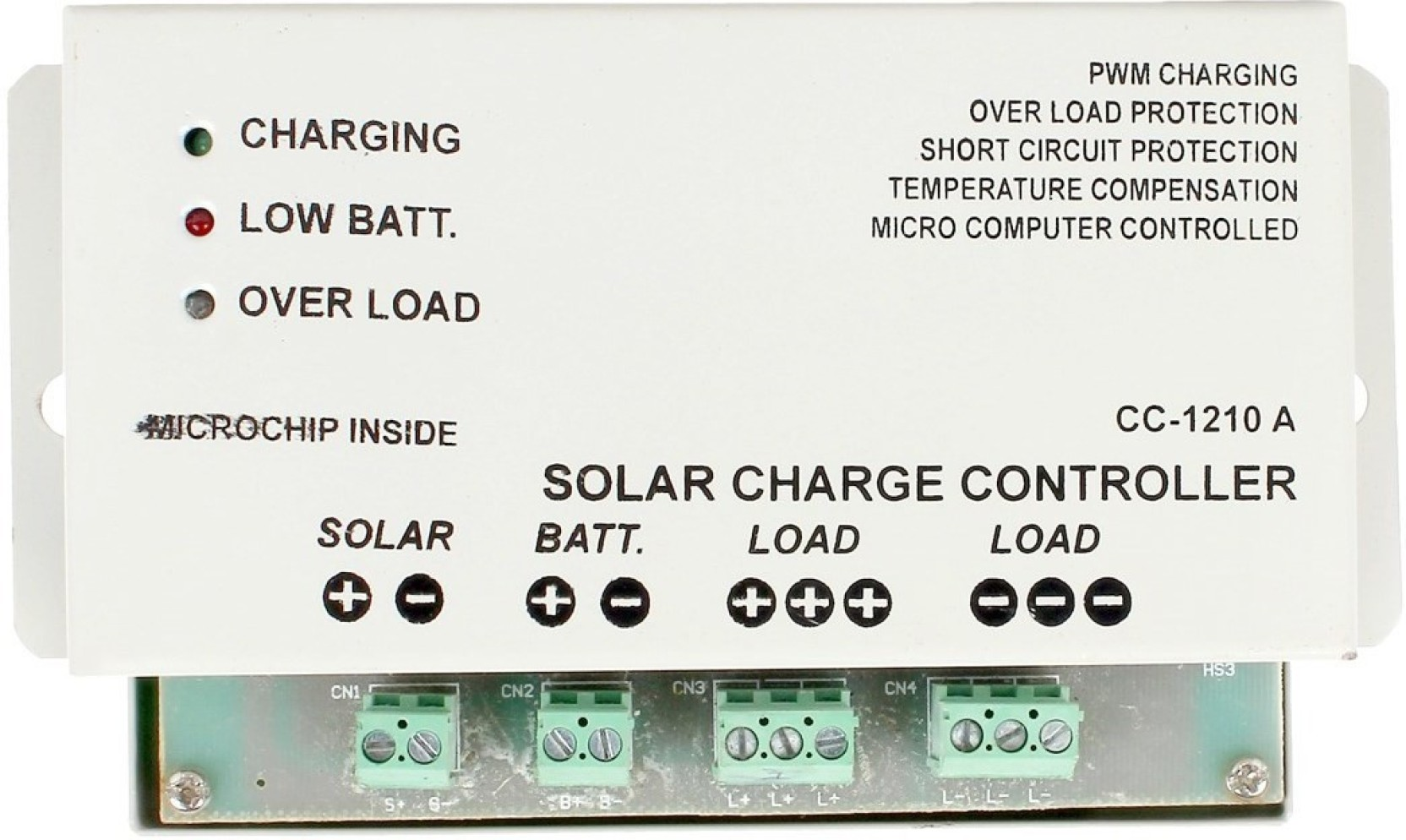 Fos 12v 10a Microcontroller Based Pwm Solar Charge Controller Circuit Working With Add To Cart