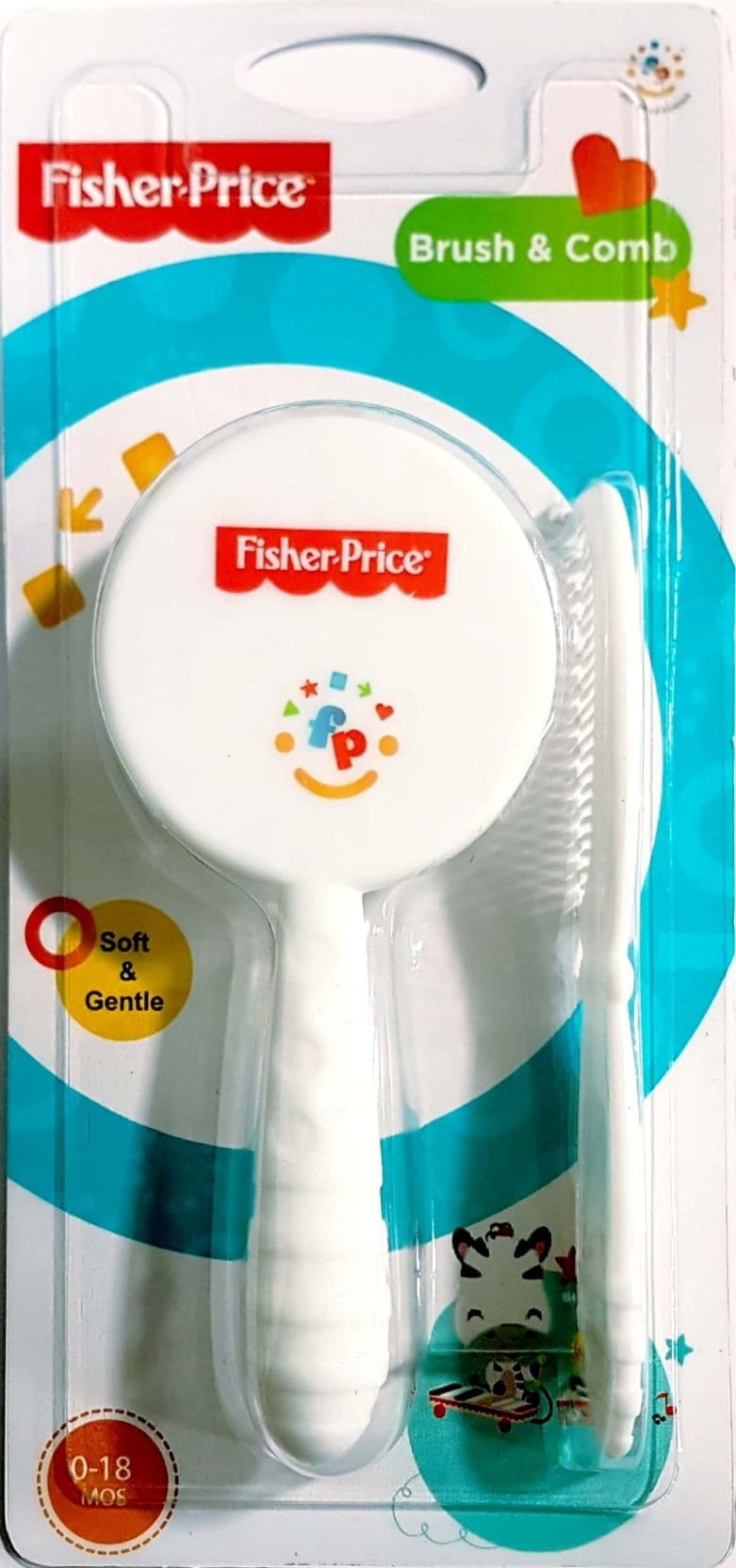 Fisher Price Ultracare Baby Hairbrush And Comb Set For Newborns Pigeon Brush Ampamp Toddlers Share